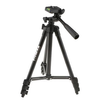 Professional Tripod Digital Camera DSLR Camcorder Pan Head for Sony Canon
