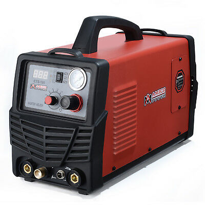 CTS-180 40 Amp Plasma Cutter 180A TIG 160A Stick Arc Welder 3-in-1 Multifunction