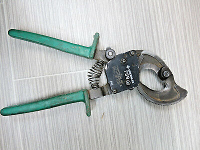 Greenlee 759 Compact Ratchet Cable Cutter