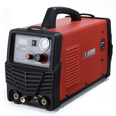 CTS-200 Combo 3-IN-1 DC Welder 50A Plasma Cutter 200A TIG/Stick/Arc Welding New