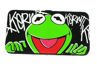 The Muppets Kermit the Frog Frame Clutch Wallet Disney WDW Exclusive