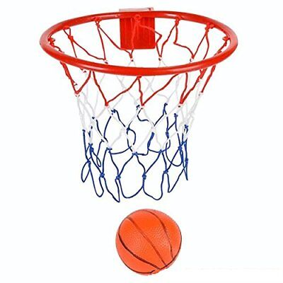 Beau 8 Inch Over Door Basketball Hoop With Mini Ball Set Or On Wall U2013 Fun