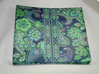 Vera Bradley Duly Noted – Cover in Blue Rhapsody