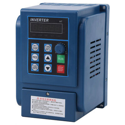 1.5KW 2HP 380V 3-Phase 3PH Variable Frequency Drive Inverter Vector Control gd