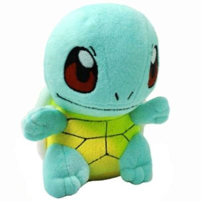 "New 6.5"" SQUIRTLE Lovely Stuffed Soft Plush Toy Doll figure For Gift"