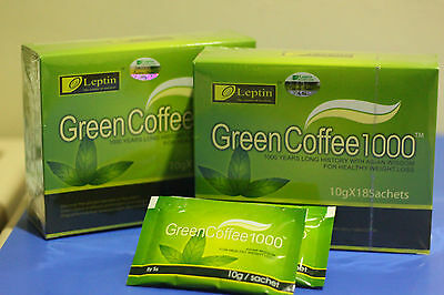 Green Coffee 1000  -  2 boxes