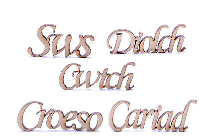 mdf welsh word for family tree crafting wooden craft blank script