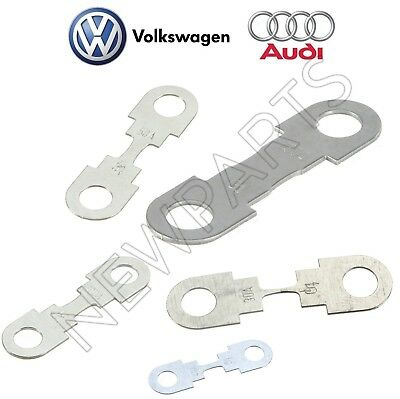 Audi Volkswagen 5 Fuses Strips 150A /& 110A /& 30A /& 40A /& 55 Amps Kit Genuine