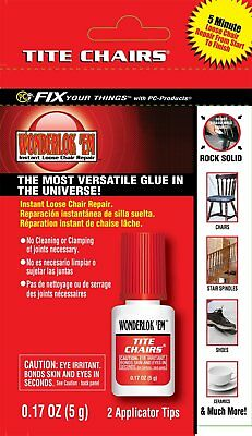 Wonderlockking 208120 Tite Chairs by PC Products, Instant Loose Chair Joint & 5