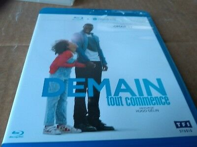 Demain tout commence [Blu-ray ) comme neuf