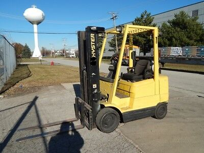 2002=2004 Hyster 5000 Pound LPG/Propane Forklifts-WE WILL SHIP! BUDGET LIFTS