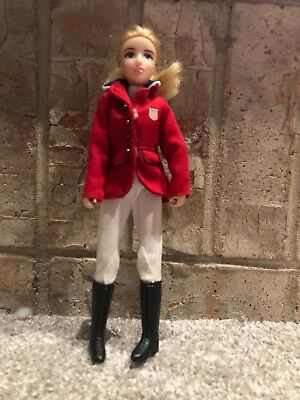 Breyer Brenda Doll Traditional Rider