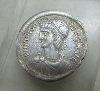 Unresearched Roman? Silver Coin