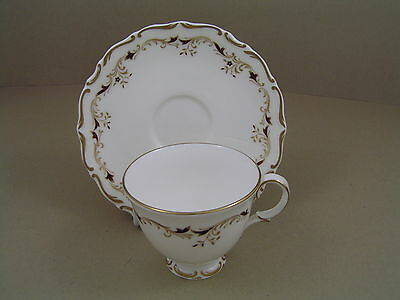 Royal Doulton Strasbourg Coffee Cup And Saucer.