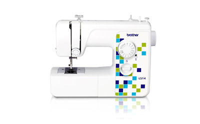 Brother LS14s Metal Chassis Sewing Machine Compact Free Arm Brand New