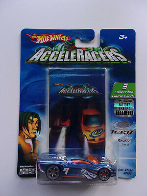 Hot Wheels 2005 Acceleracers Teku Reverb 1 of 9 - From Factory Set
