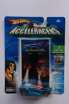 Hot Wheels 2005 Acceleracers Teku Chicane 4 of 9 - From Factory Set