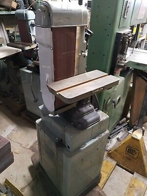 "Delta 6 x 48"" Belt Sander Late Model 31-550 3 Phase USA Will Ship"