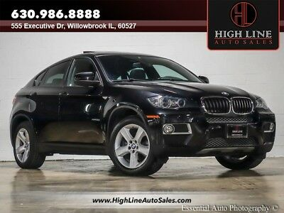2014 BMW X6 xDrive35i Sport Utility 4-Door
