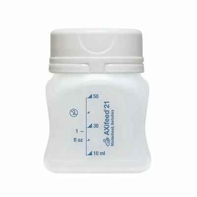 10x Axifeed Milk Storage Bottles 50ml  *Compatible with Ameda & Medela pumps*