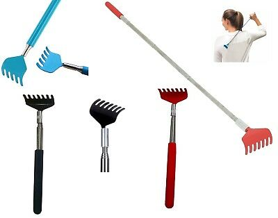 Extendable Back Scratcher Massager Telescoping Compact Portable