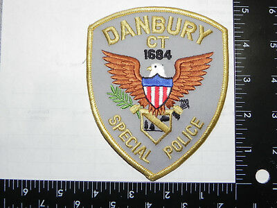 Patch- Danbury, Connecticut, Special Police