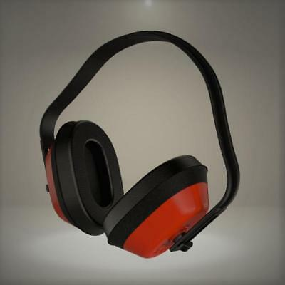 Neiko 53925A Safety Ear Muffs, NRR 26 dB, Adjustable, ANSI S3.19-1974 Approved