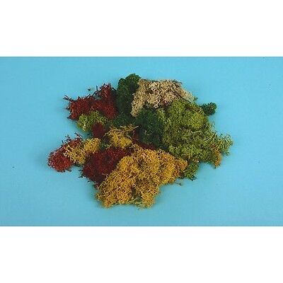 GM166 Gaugemaster Accessories Lichen - Assorted (80g) - New In Packet UK