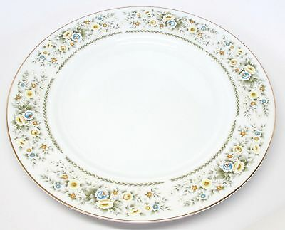 "Fine China of Japan - Priscilla - 12"" Round Platter / Chop Plate - #5551 - Japan"