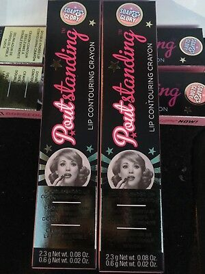 Soap and glory Lip liner & Lip Colour In One X 4