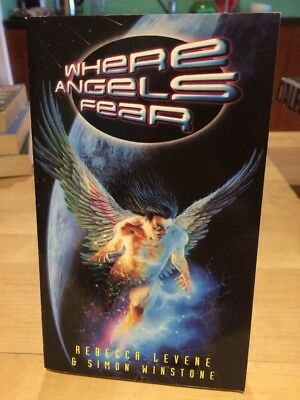 Doctor Dr Who Book Bernice Summerfield Where Angels Fear New Adventures Virgin