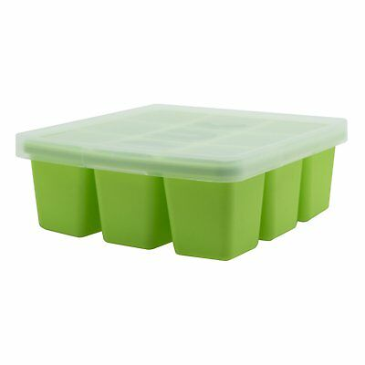 NUK Baby Food Freezing Storing Silicone Small Cube Tray Child Kid NEW