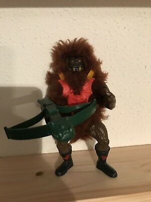 Masters Of The Universe Black Face Grizzlor