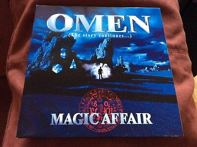 Magic Affair - Omen (The story continues...) - Doppel LP