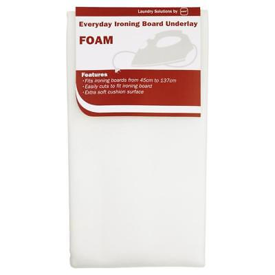 NEW WAM Laundry Solutions Ironing Board Underlay Foam By Spotlight