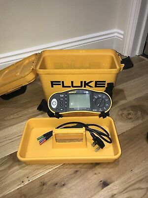 Fluke Multifunction Tester 1653