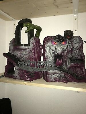 Masters Of The Universe Snake Mountain
