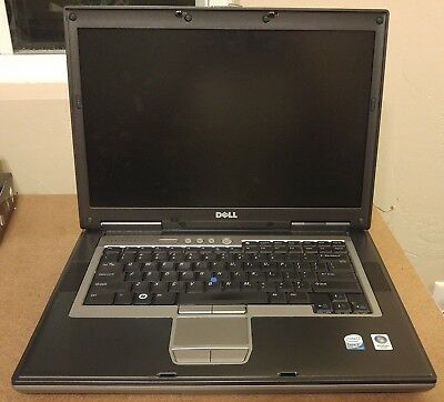 "Dell Latitude D820 15.4"" Notebook/Laptop Core 2 Duo 4GB RAM 80GB HDD Windows 7"
