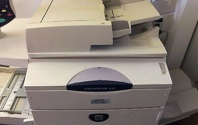 Xerox DocuColor DC 242 Farb- Digital Drucker Kopierer Scanner E-Mail A3 A3+ A4