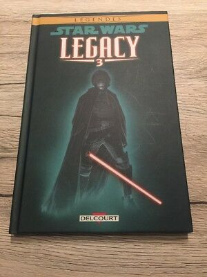 Star Wars Legacy Volume 3 Édition Delcourt