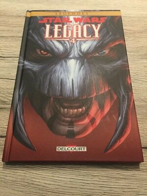 Star Wars Legacy Volume 4 Édition Delcourt