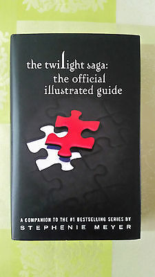 The Twilight Saga The official illustrated Guide - Stephenie Meyer
