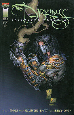 The Darkness Collected Editions #1 US-Comic Top Cow Image Marc Silvestri Ennis