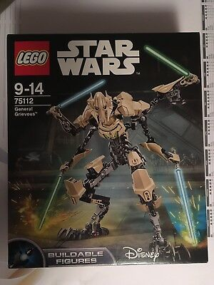 Lego Star Wars 75112 General Grievous NEU & OVP