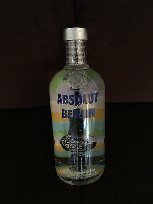 Absolut Vodka Berlin - Sammlerzustand - Full