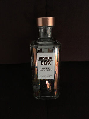 Absolut Vodka Elyx - Sammlerzustand - Full