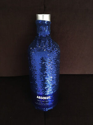Absolut Vodka Sequin - Sammlerzustand - Full