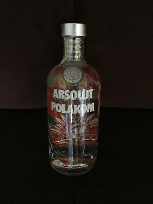 Absolut Vodka  Polakom - Sammlerzustand - Full