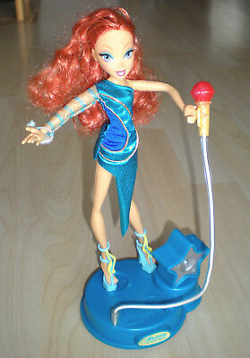 Winx Club Puppe Doll Winx Club Bloom Singsational Magic