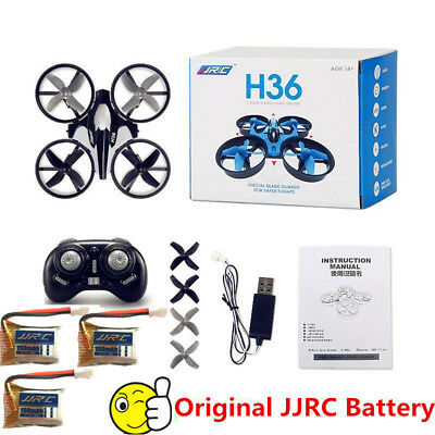 Mini Drone JJRC H36 RC Quadcopter 6-Axis RC Helicopter Headless Quadrocopter Toy